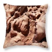 Hand Of Od Throw Pillow