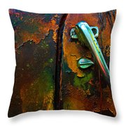 Handle Throw Pillow