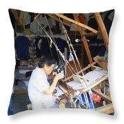 Handmade #2 Throw Pillow