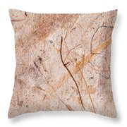 Handmade Paper Throw Pillow