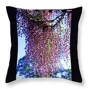 Hanging Garden Throw Pillow