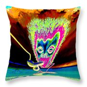 Happy Date Throw Pillow