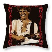 Smiling Sammy Throw Pillow