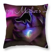 Happy Mothers Day 01 Throw Pillow