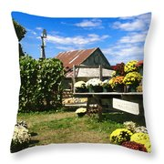 Happy Thanksgiving 2013 Throw Pillow