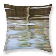 Harbor Impressions Throw Pillow