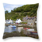 Harbourside Throw Pillow