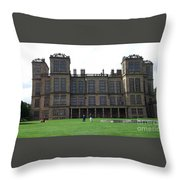 Hardwick Hall Throw Pillow