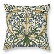 Harebell Design 1911 Throw Pillow