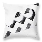 Harlem In Wollaton Throw Pillow
