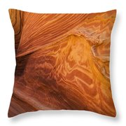 Harmony Of Stone And Light 2 Throw Pillow