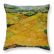Harvest Joy Throw Pillow
