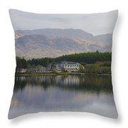 Harveys Point - Donegaltown Ireland Throw Pillow
