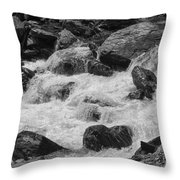 Hasst Gate 2 Throw Pillow