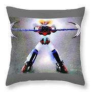 Asterohache Throw Pillow