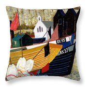 Hastings Remembered Throw Pillow