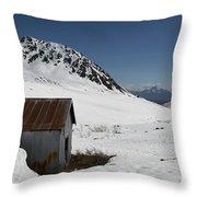 Hatchers Pass 2 Throw Pillow