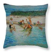Hatchet Point Throw Pillow