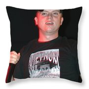 Hatebreed Throw Pillow