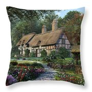 Hathaway Best Throw Pillow