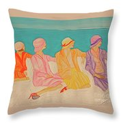 Hats By Jrr Throw Pillow