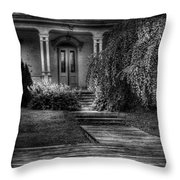 Haunted - Haunted II Throw Pillow