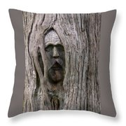 Hauntingly Throw Pillow