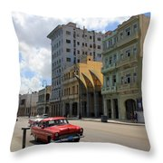 Havana 14 Throw Pillow