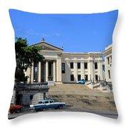 Havana 26 Throw Pillow