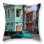Havana 36 Throw Pillow