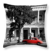 Havana 39b Throw Pillow