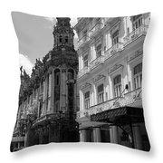 Havana 5 Throw Pillow