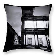 Havana Night Throw Pillow