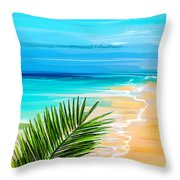 Haven Of Bliss Throw Pillow