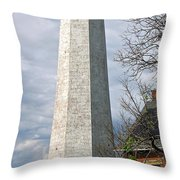 Havenly Light Throw Pillow