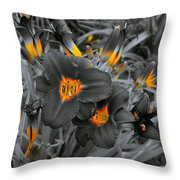 Havens Of Nectar Throw Pillow