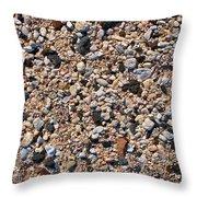 Hawaii Beach Sand Throw Pillow