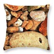 Hawaiian Coral Throw Pillow
