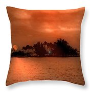 Hawaiiana 10 Throw Pillow