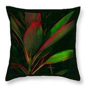 Hawaiiana 28 Throw Pillow