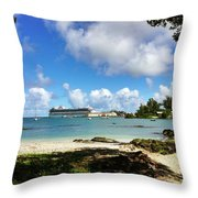 Hawaiiana 32 Throw Pillow