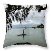 Hawaiiana 33 Throw Pillow