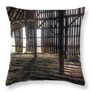 Hay Loft 2 Throw Pillow