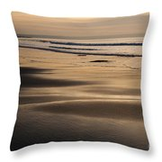 Hazy Croyde Throw Pillow