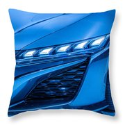Hcd 14 Genesis Concept Throw Pillow