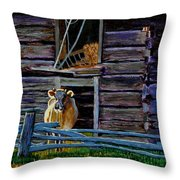 Hdemo2 Throw Pillow