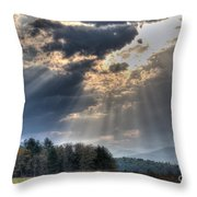 Hdr April 28 2014 Two Throw Pillow