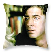 He Doesn't Know About You Throw Pillow