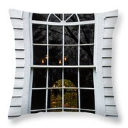 He Hears Our Prayers On Both Sides Of The Window Throw Pillow