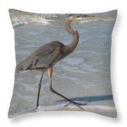Head For Throw Pillow